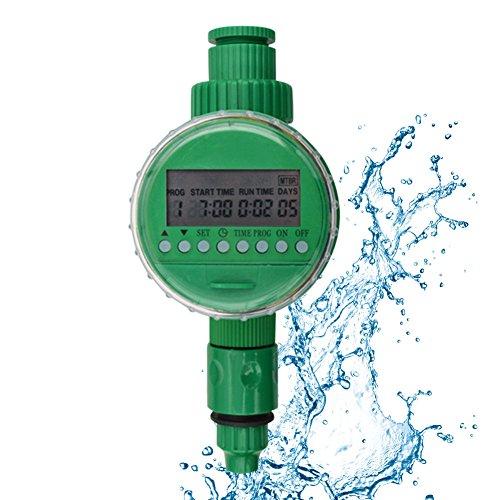 PerGrate Wasser-Programmes für Wasser-Bewässerungsrohr, mit Flüssigkristallen, bewässert die Ausrüstung für GartenRasen