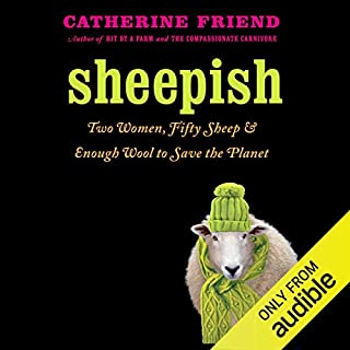 Sheepish audiobook cover art