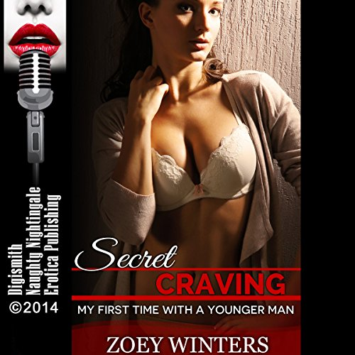 Secret Craving audiobook cover art