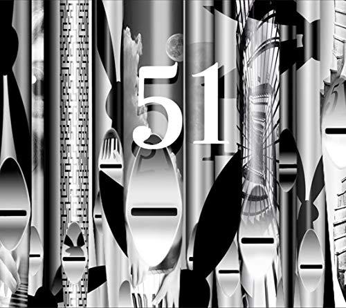 51鍵のラビリンス / 大木麻理 (Labyrinths on 51 Keys / Mari Ohki) [CD] [国内プレス] [日本語帯・解説付]