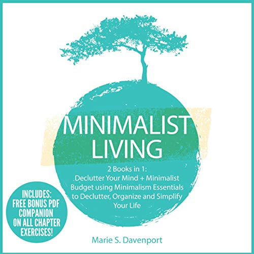 Minimalist Living: 2 Books in 1  By  cover art