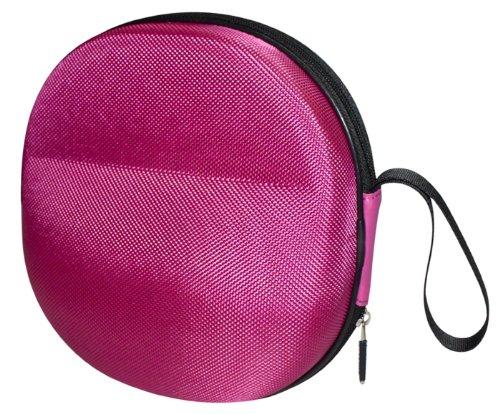 CASEBUDi Large Hard Headphone Case | Compatible...