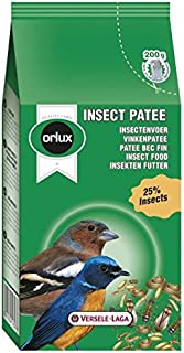 Orlux Versele Laga Insect Patee Aviary Bird Complete Food 800g