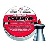 Predator Polymag 1011-01 Short Air Gun Pellets .22 Cal, 16 Grains, Short, 8G, 200ct
