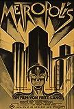 Metropolis Plakat Movie Poster (27 x 40 Inches - 69cm x