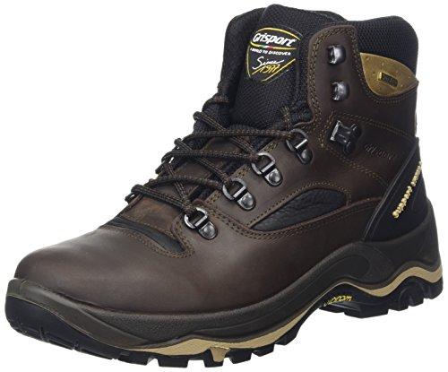 Grisport Men's Quatro Hiking Boot Brown CMG614, 46 EU
