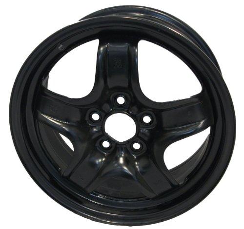 Llanta de rueda de acero 6,5J x 16 pulgadas para Ford (1 pieza)