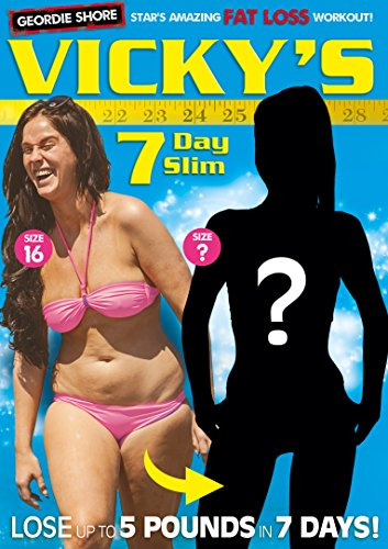 Vicky Pattison's 7 Day Slim [DVD]