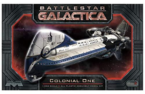 Moebius Battlestar Galactica Colonial un Kit a Escala 1: 32