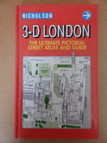 3D London Map (NICHOLSON GUIDES)