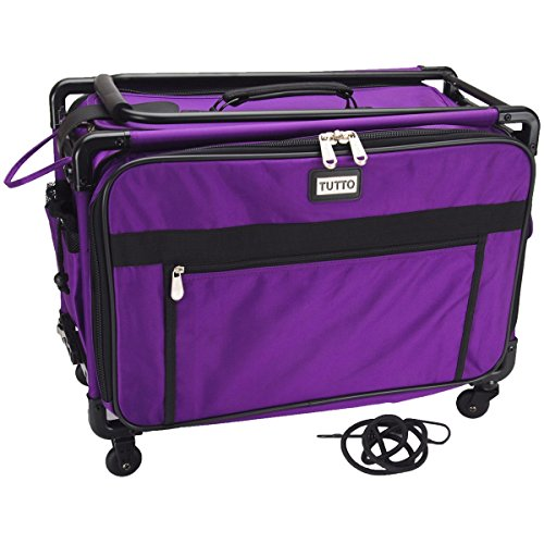 - Tutto Craft On Wheels Large Case 22