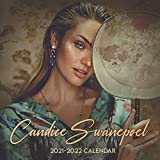 Candice Swanepoel 2021-2022 Calendar: 2021-2022: Weekly-Monthly-Yearly Calendar with Candice Swanepoel
