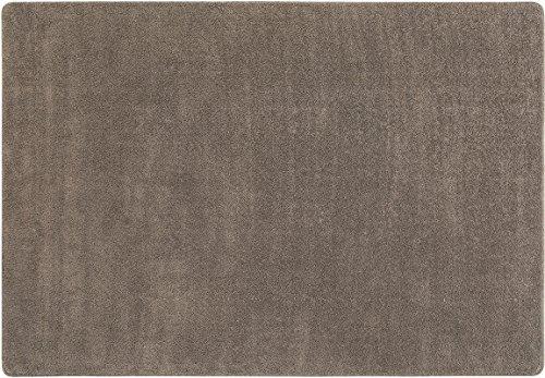 Barbara Becker Teppich b.b Ocean Drive, Taupe 67 cm x 140 cm Braun