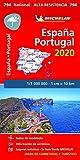 Mapa National España - Portugal 2020 'Alta Resistencia' (Mapas National Michelin)