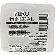 Alum Block Puro Mineral - 100% Natural Deodorant - Crystal Deodorant for Women and Men - Travel Size Alum Stone - Unperfumed Deodorant - 120/160 gr - 5 Oz.