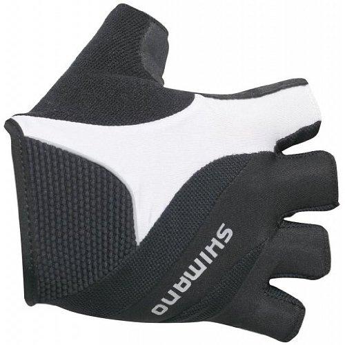 Shimano CW0W207105XL Damen Performance Handschuhe Race, schwarz (black/white/titanium), XL