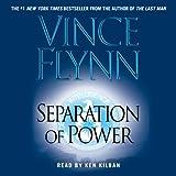 Bargain Audio Book - Separation of Power  Mitch Rapp Series