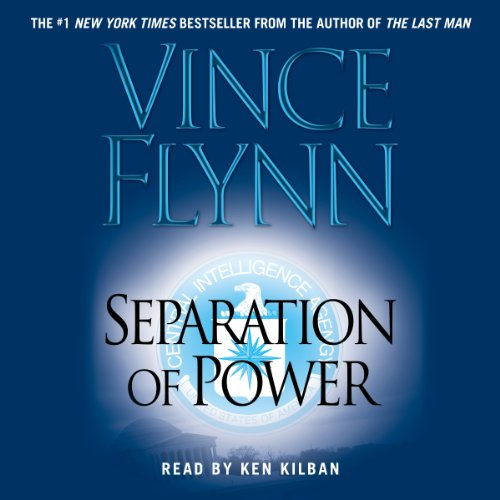Separation of Power audiobook cover art