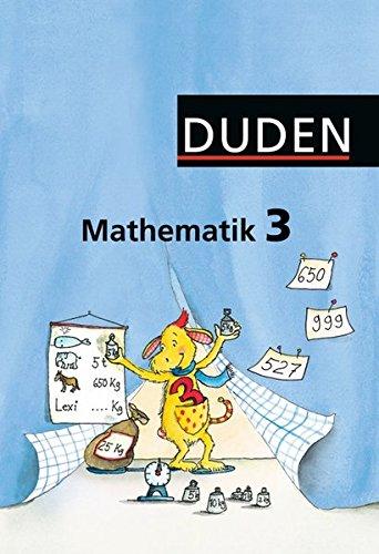 Duden Mathematik - Grundschule - Östliche Bundesländer und Berlin: 3. Schuljahr - Schülerbuch
