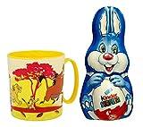 Uovo di Pasqua Coniglietto Kinder Surprise Cioccolato al...