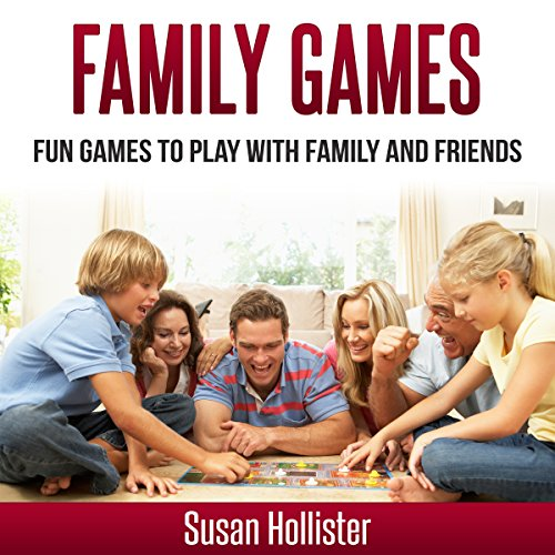 Family Games audiobook cover art