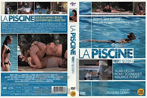 La piscine ,The Swimming Pool(1969) Alain Delon sweet heat of loving / English Subtitle /NEW DVD - NTSC, All Region (Registered tracking number)