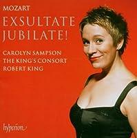 Mozart: Exsultate Jubilate! by Carolyn Sampson (2006-02-23)