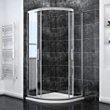 <span class='highlight'>ELEGANT</span> Offset <span class='highlight'>Quadrant</span> <span class='highlight'>Shower</span> Door 6<span class='highlight'>mm</span> Tempered Glass <span class='highlight'>Shower</span> <span class='highlight'>Enclosure</span>, <span class='highlight'><span class='highlight'>900</span></span>x<span class='highlight'><span class='highlight'>900</span></span><span class='highlight'>mm</span>