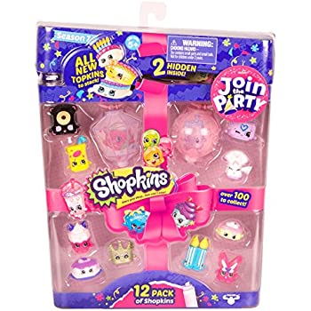 Shopkins Join the Party 12 Pack   Shopkin.Toys - Image 1