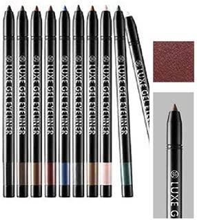RiRe Luxe Gel Eyeliner 04 Choco Brown