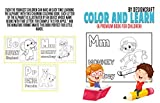 COLOR AND LEARN: A PREMIUM BOOK FOR CHILDREN (English Edition)