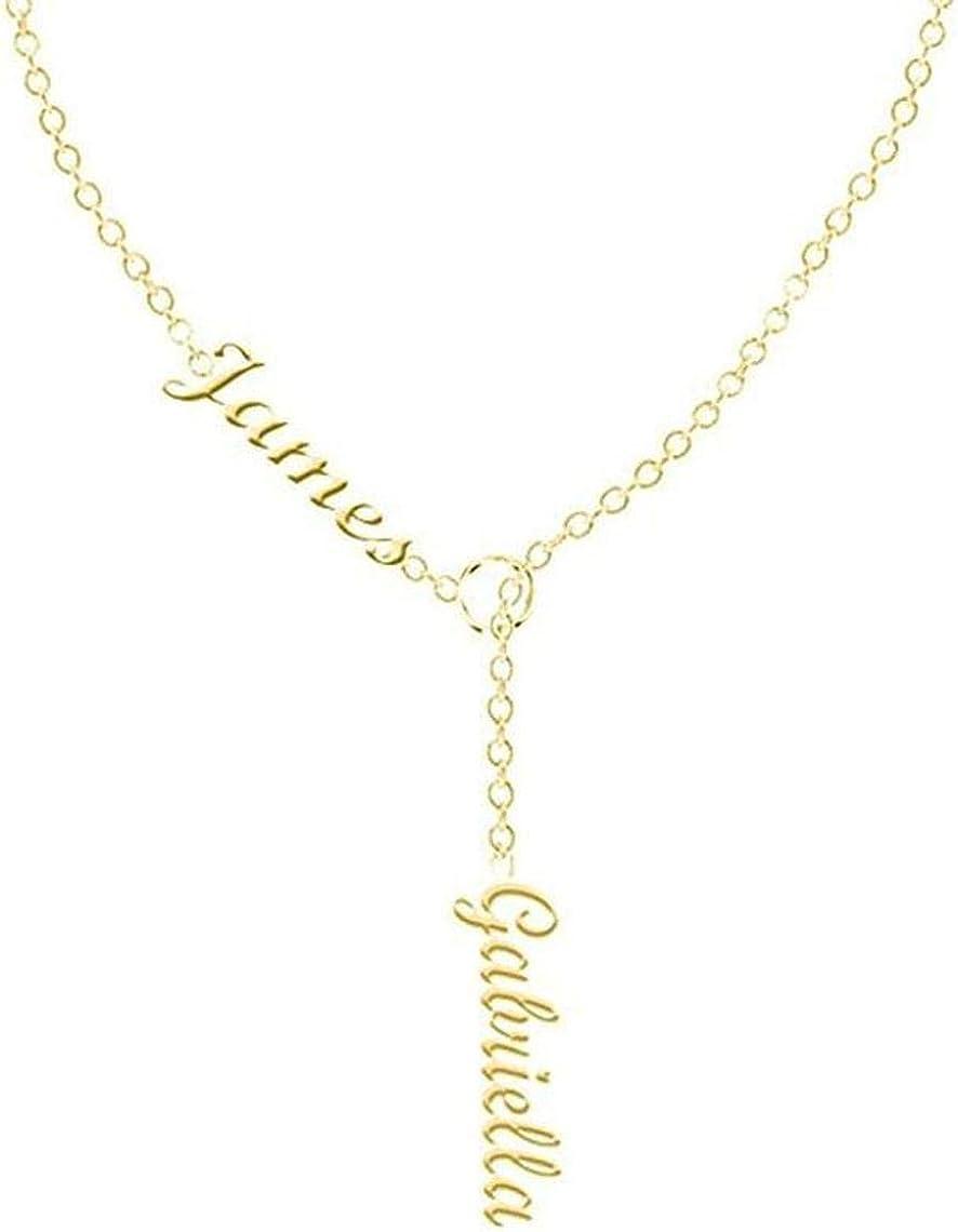 Max 89% OFF ButUnique Custom Name Necklace Pendan Personalized discount
