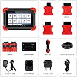 XTOOL X100 PAD OBD2 Code Reader Auto Key Programmer Diagnostic Tool OBD2 Scanner with EEPROM Update Online No Need Activate Code
