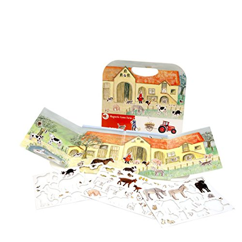 Egmont Toys Magnetic Game Farm