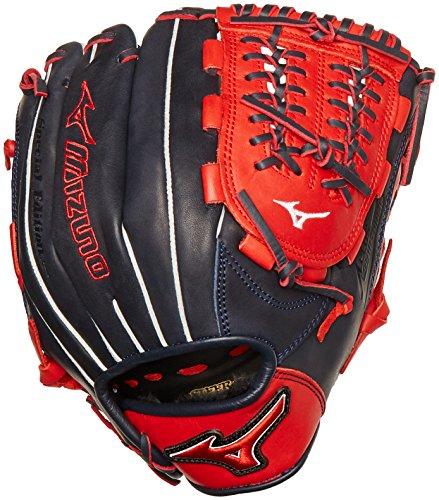 Mizuno GMVP1177SE4 MVP Prime SE Gloves, Navy/Red, Right Hand Throw