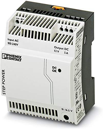 Phoenix Contact Stromversorgung STEP-PS/ 1AC/12DC/5, 2868583