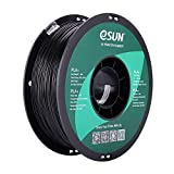 eSUN PLA PRO (PLA+) 3D Printer Filament, Dimensional Accuracy +/- 0.03mm, 1kg Spool, 1.75mm, Black