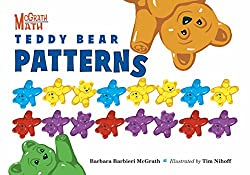 teddy bear patterns - book for kids