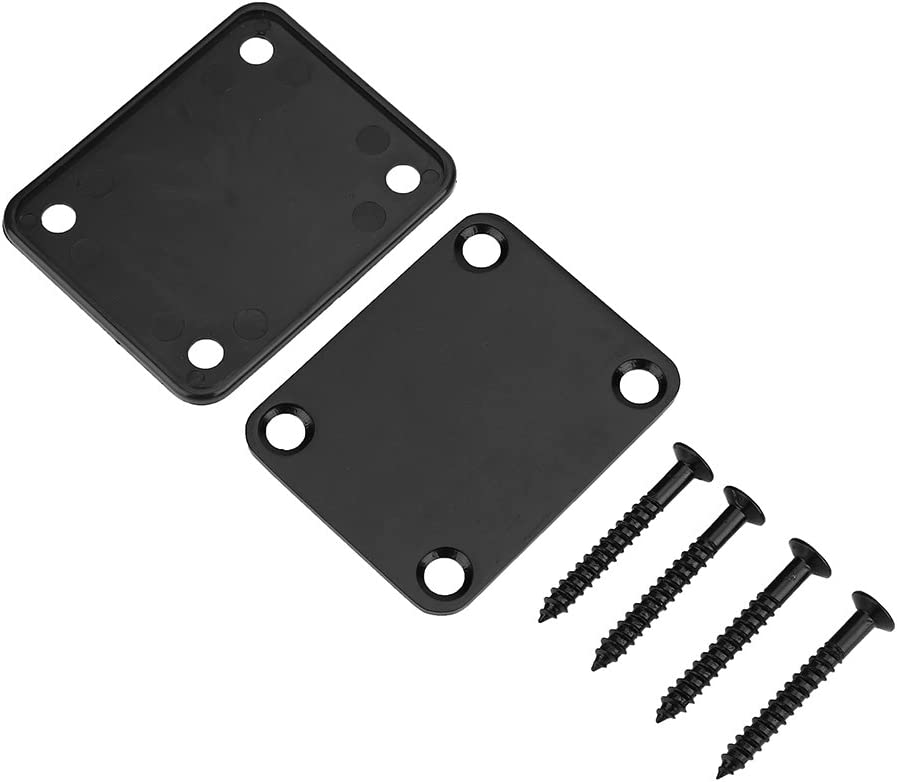 Guitar Neck Plate Steel Durable Alloy Ne Cheap Popular overseas super special price Reinforced