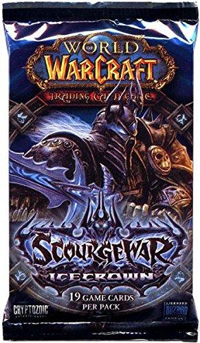 World of Warcraft Scourgewar Icecrown / Eiskrone Booster deutsch