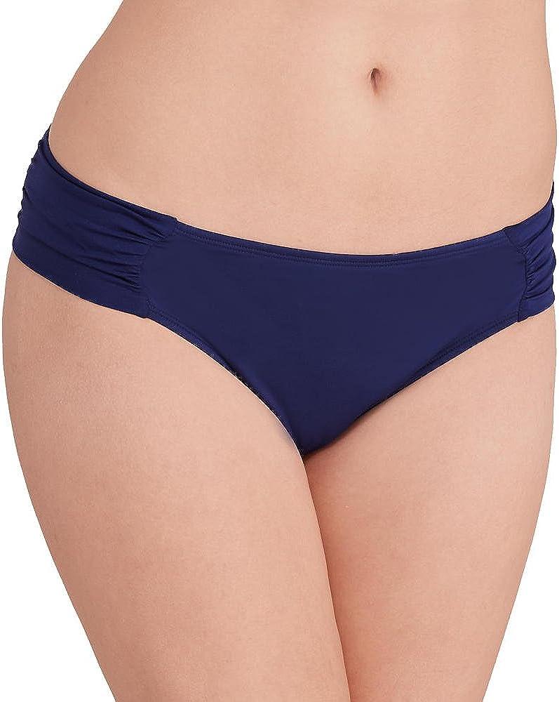 Panache Swim Annalise Ruched Side Bikini Swim Bottom #SW0849