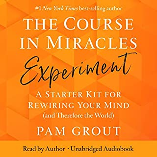 The Course in Miracles Experiment cover art