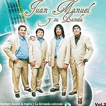 Juan Manuel y Su Banda, Vol. 2
