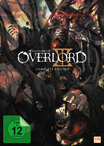 Overlord - Staffel 3 (Complete Edition, 3 Discs)