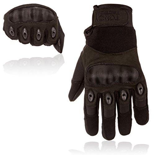Toncy Tactical Half Finger Glove