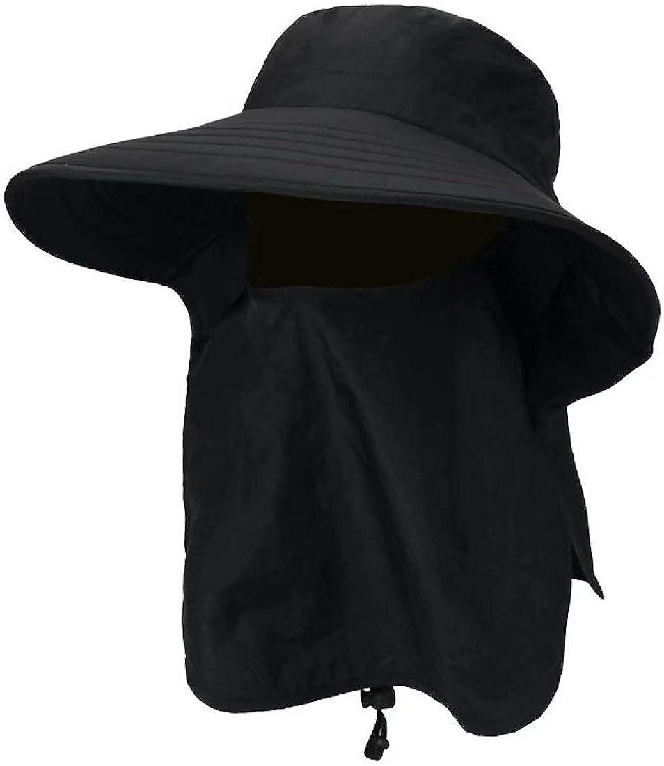 Long-awaited Home Direct sale of manufacturer Prefer Mens UPF 50+ Sun Brim Hat Protection Fishing Ha Wide