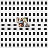 Kurtzy Marco de Fotos en Blanco para Refrigerador (Pack de 100) Marcos Imanes Personalizados Nevera - Fotos 7 x 4,5 cm Portafotos Metacrilato Transparente Fotos Pequeñas, Regalos Familiares y Amigos