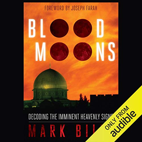 Blood Moons audiobook cover art