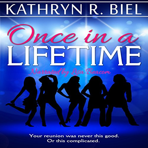 Once in a Lifetime                   By:                                                                                                                                 Kathryn R. Biel                               Narrated by:                                                                                                                                 Lisa Beacom                      Length: 8 hrs and 8 mins     4 ratings     Overall 4.8