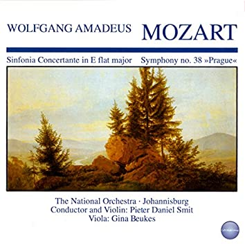 """Sinfonia Concertante in E Flat Major - Symphony No. 38 """"Prague"""""""